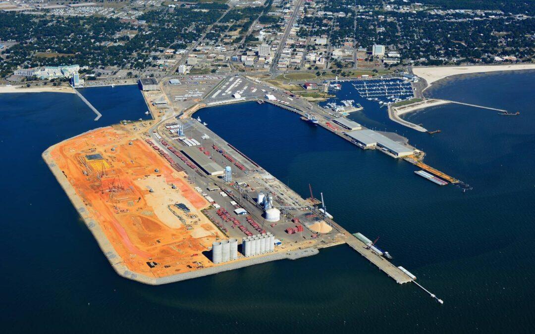 Gulfport Ship Channel